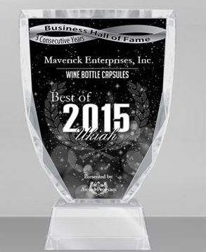 Maverick's 2015 Best of Ukiah Award